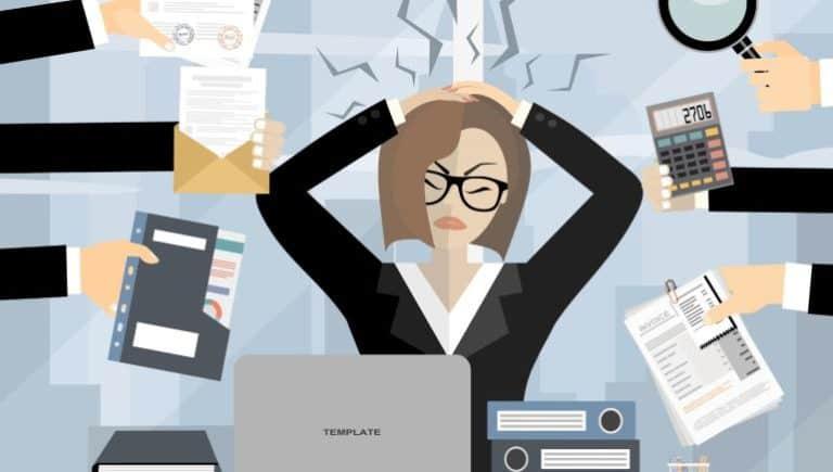 Stres na poslu – Kako se riješiti stresa na radnom mjestu