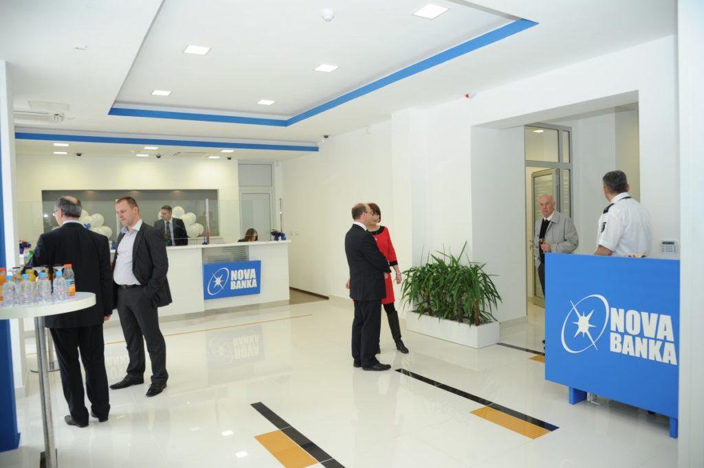 Nova Banka - Od 1999. jedna od vodećih banaka u RS!