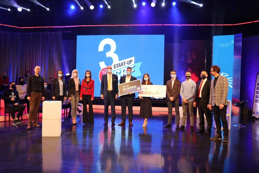 Pobjednici 3. emisije treće sezone SBF Start-up Challenge: Počinje proizvodnja prve bh. četkice za zube