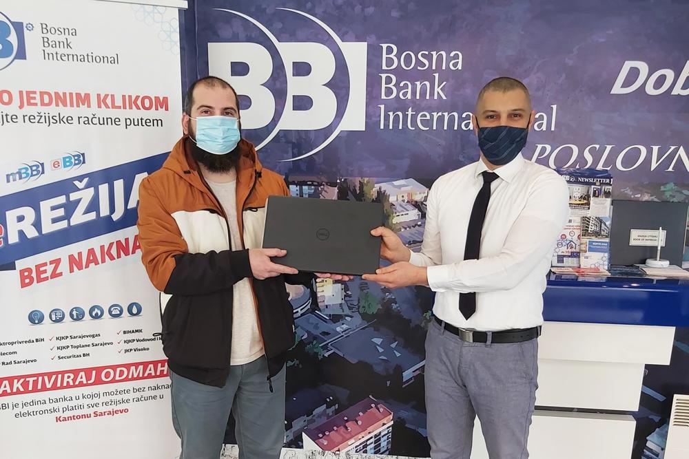 "Objavljena imena dobitnika 4. kruga nagradne igre: ""BBI banka i Mastercard nagrađuju 2020"""