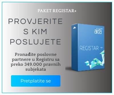 Koristite li Akta Registar