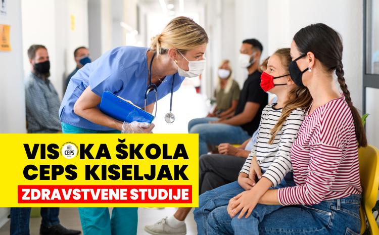 Visoka škola CEPS Kiseljak/ Moderan studij zdravstva put do sigurnog posla