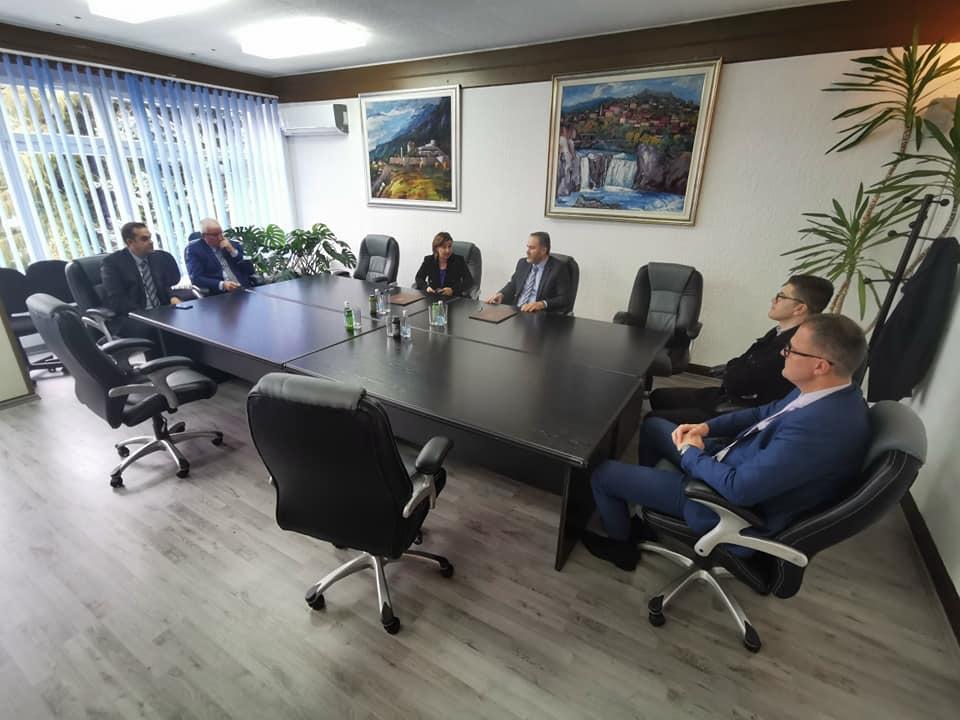 (FOTO) BBI banka i Srednjobosanski kanton: Podrška privredi SBK kantona